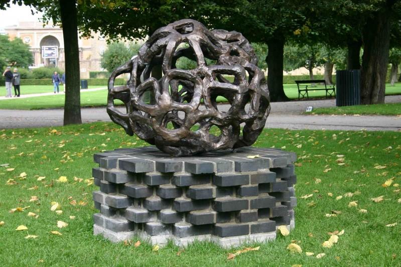 2008 Kongens have København, Bronze, mursten
